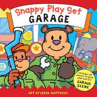Snappy Playtime Garage by Derek Matthews