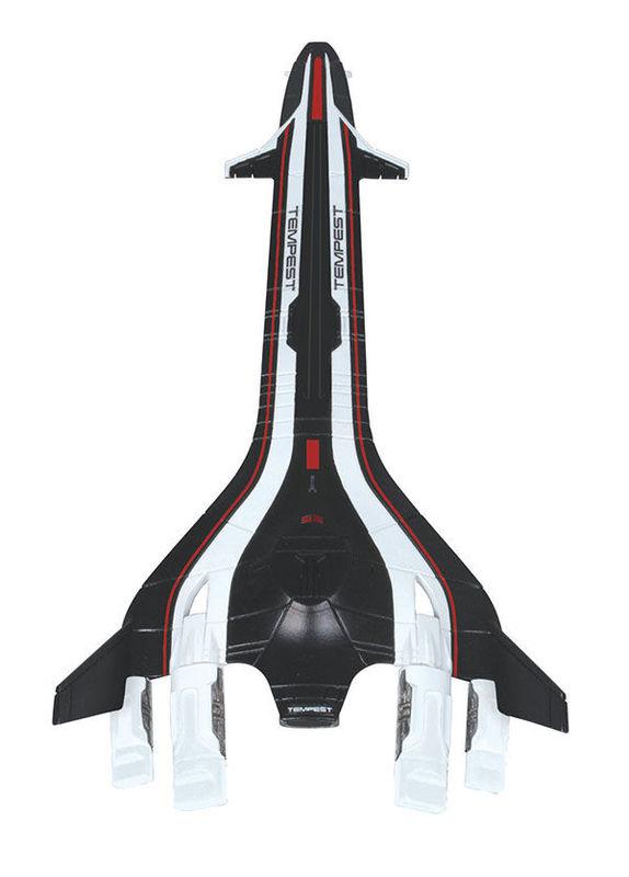 Mass Effect: Andromeda - Tempest Ship Replica