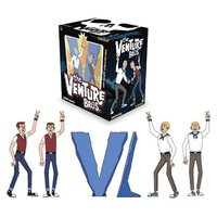 The Venture Bros. - Hank & Dean Vinyl Figure 2-Pack