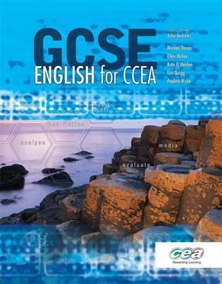 GCSE English for Ccea by Kate O'Hanlon image