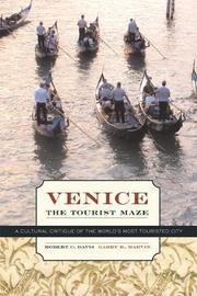 Venice, the Tourist Maze by R.C. Davis
