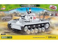 Cobi: World War 2 - Panzer II Ausf. C
