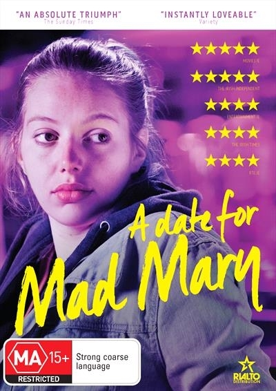 A Date For Mad Mary on DVD image