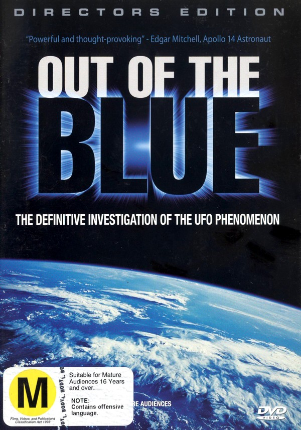 Out Of The Blue - Director's Edition on DVD image