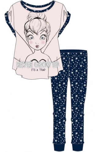 Ladies Tinkerbell Pyjamas image
