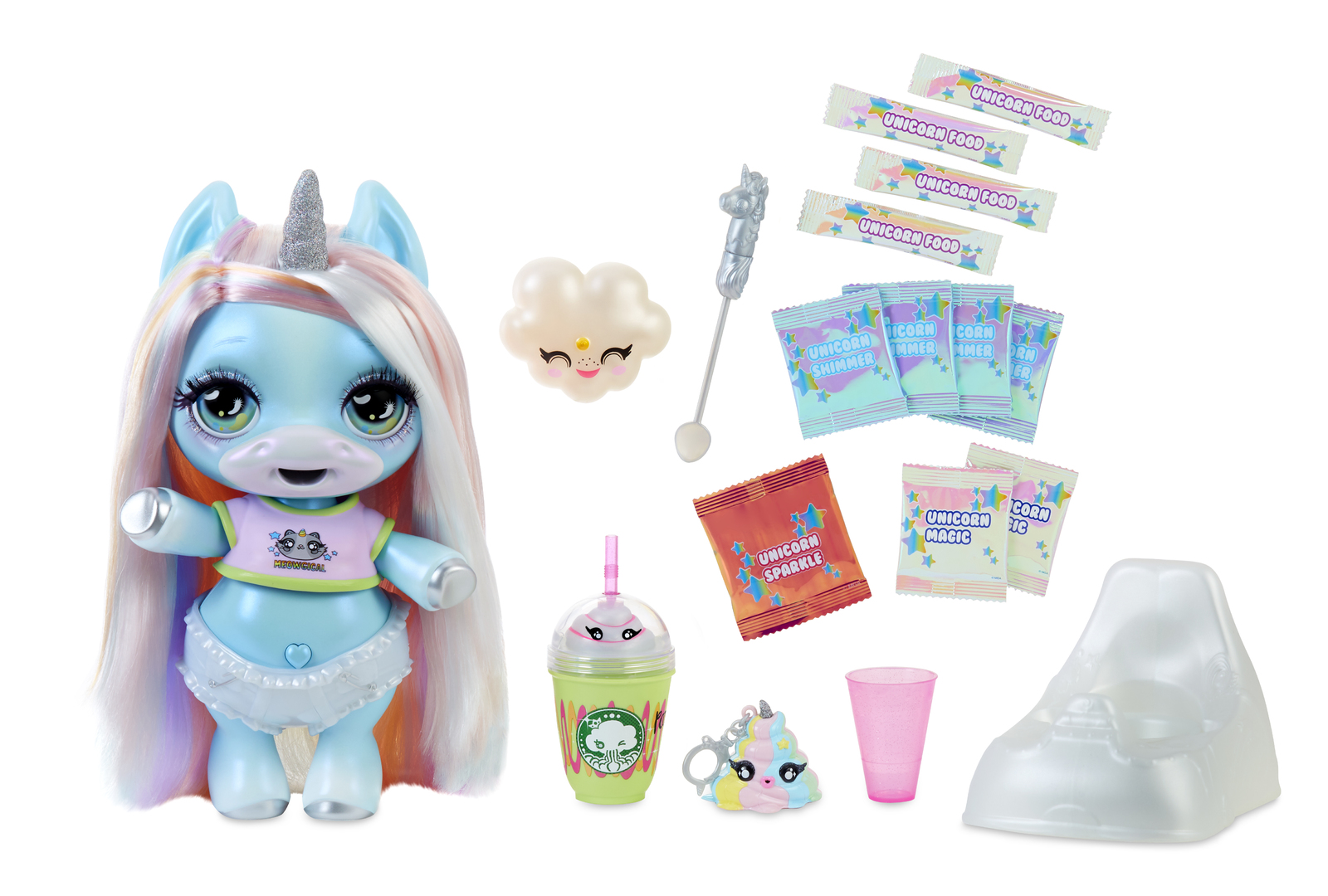 Poopsie: Surprise Unicorn S2 - Collectable Doll (Blind Box) image