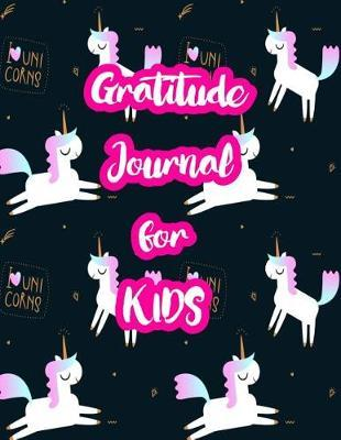 Gratitude Journal for Kids by Elena Zavala