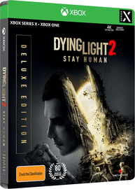 Dying Light 2 Stay Human Deluxe Edition for Xbox Series X, Xbox One