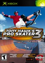 Tony Hawk's Pro Skater 3 for Xbox