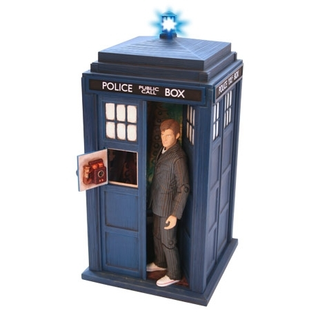 "Doctor Who - 5"" Flight Control TARDIS"