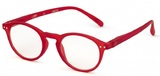 See Concept LetMeSee Style A Glasses - Red (+1.5 Dioptre)