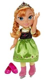 Disney Frozen - Anna Ice Skating Toddler Doll