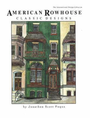 American Rowhouse Classic Designs by Jonathon Scott Fuqua image