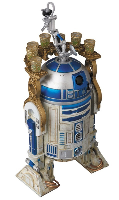 MAFEX: Star Wars C-3PO & R2-D2 Collectable Figures image