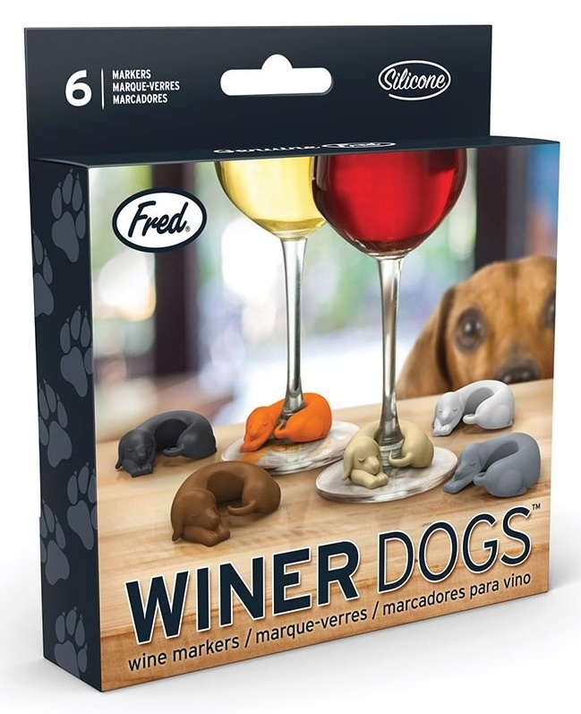 Fred: Winer Dogs - Drink Markers image