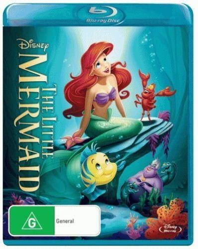 The Little Mermaid on Blu-ray image
