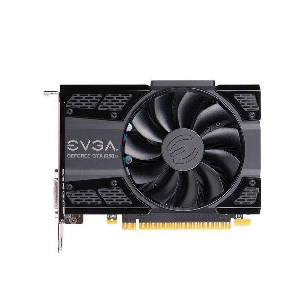 EVGA SC GeForce GTX1050TI GDDR5 Graphics Card 4GB PCI-E 3.0