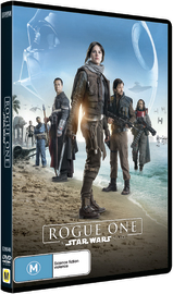 Rogue One: A Star Wars Story on DVD image