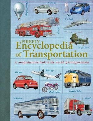 Firefly Encyclopedia of Transportation by Ian Graham image