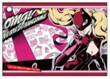 Persona 5: Synthetic Leather Pass Case - (Anne Takamaki)
