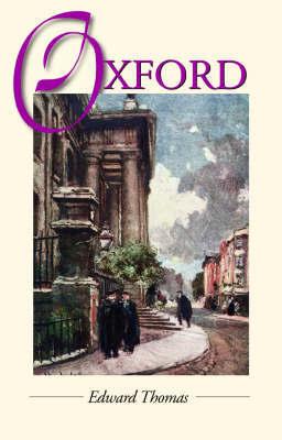 Oxford by Edward Thomas