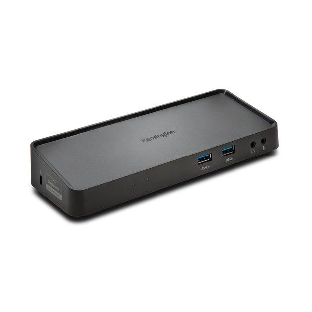 Kensington SD3600 USB 3.0 Dual Docking Station (Horizontal Style)