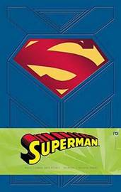 Superman Deluxe Journal (Large) by Insight Editions