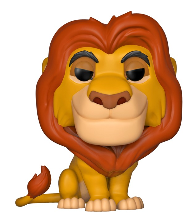 The Lion King: Mufasa - Pop! Vinyl Figure