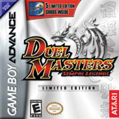Duel Masters: Sempai Legends for Game Boy Advance