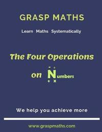 The Four Operations On Numbers by S Njeri image