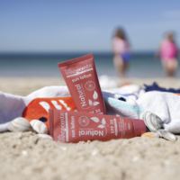 Little Innoscents: Natural Sun Lotion SPF 30+ (100mL) image