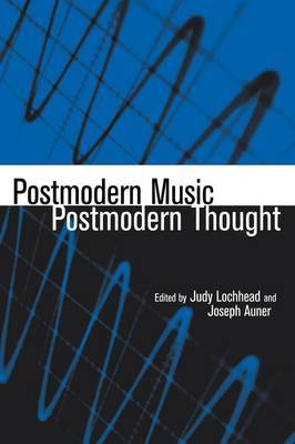 Postmodern Music/Postmodern Thought image