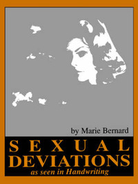 Sexual Deviations as Seen in Handwriting by Marie Bernard image