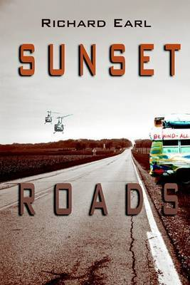 Sunset Roads by Richard Earl