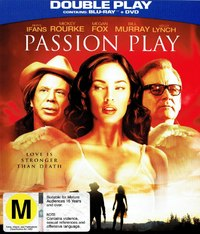 Passion Play on DVD, Blu-ray