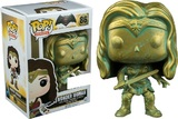 Batman vs Superman - Wonder Woman Patina Exclusive Pop! Vinyl Figure