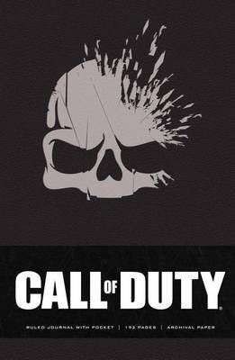 Call of Duty Hardcover Ruled Journal by Insight Editions