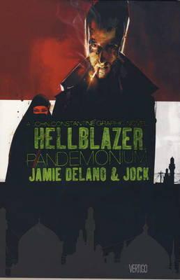 Hellblazer by Jamie DeLano