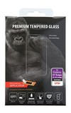 OMP: Galaxy S7 Edge Premium Full Coverage Tempered Glass Screen Protector - Black