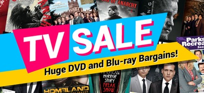 Epic TV Sale! Up to 60% off!