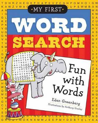My First Word Search by Eden Greenberg