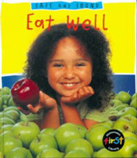 Eat Well Big Book by Angela Royston image