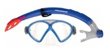 Mirage: S05 Comet - Junior Mask & Snorkel Set (Blue)