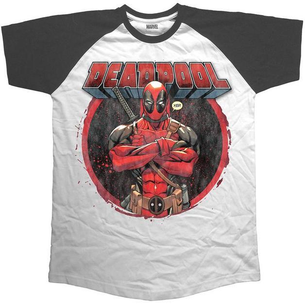 Deadpool Crossed Arms (Medium)
