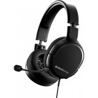 SteelSeries Arctis 1 Wired Gaming Headset (Black) for Switch, PC, PS4, Xbox One