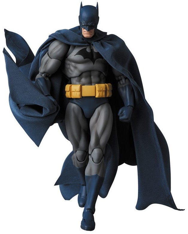 Batman (Hush Variation) - Mafex Action Figure