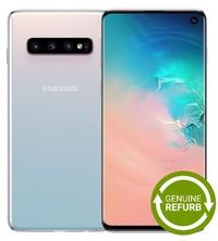Samsung Galaxy S10 [128GB] [White] [Genuine Refurbished]