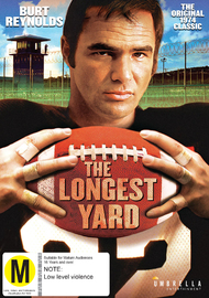 The Longest Yard on DVD image
