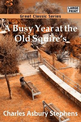 A Busy Year at the Old Squire's by Charles Asbury Stephens image