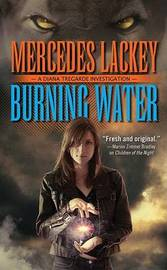 Burning Water by Mercedes Lackey image